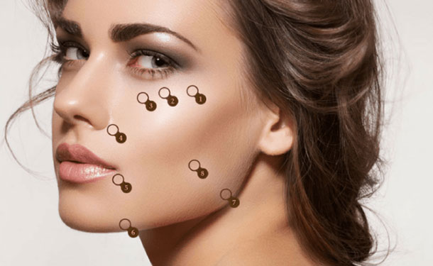 8 point face lift treatment