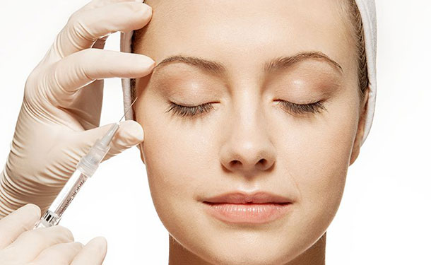 anti-wrinkle injection treatment