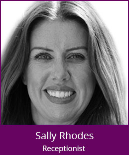 sally rhodes bluebell anti ageing receptionist